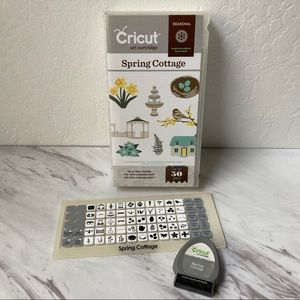 Cricut Spring Cottage Cartridge